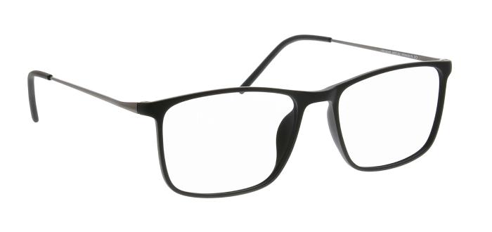 eyeglasses of flexible frame