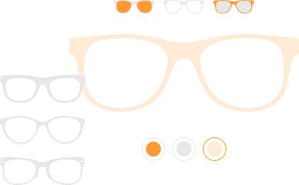 Different frames