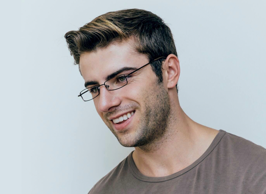 Shop men's eyeglasses
